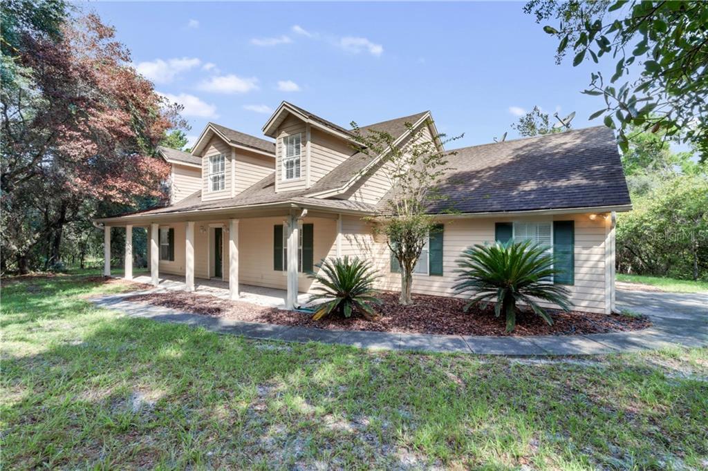 206 WOODRIDGE DRIVE Property Photo - GENEVA, FL real estate listing