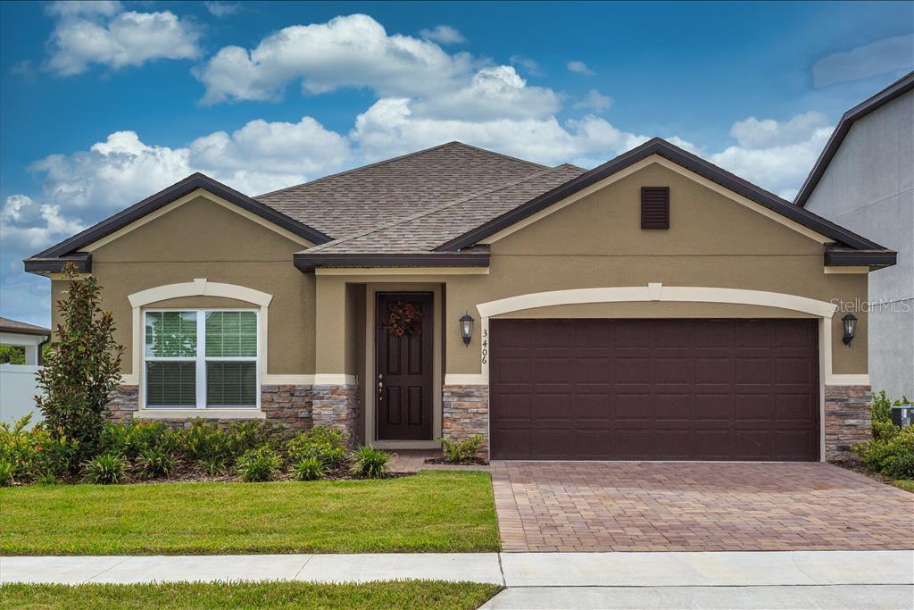 3406 FEATHERGRASS COURT Property Photo - HARMONY, FL real estate listing