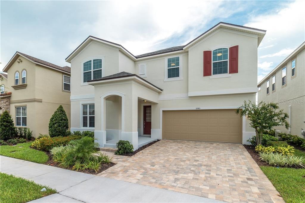 1840 CARIBBEAN VIEW TERRACE Property Photo - KISSIMMEE, FL real estate listing