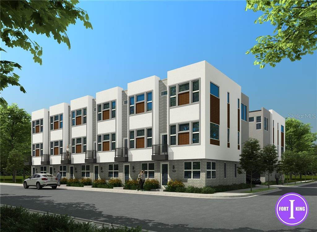 111 SW FORT KING STREET #4 Property Photo - OCALA, FL real estate listing