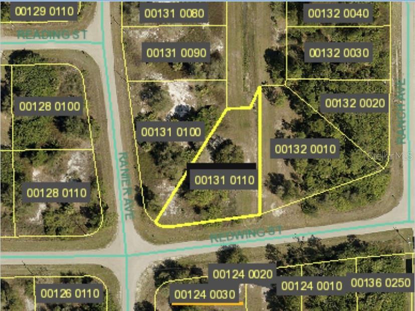 455 REDWING STREET Property Photo - LEHIGH ACRES, FL real estate listing