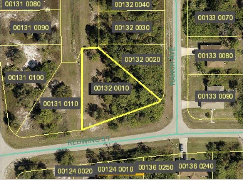 457 REDWING STREET Property Photo - LEHIGH ACRES, FL real estate listing