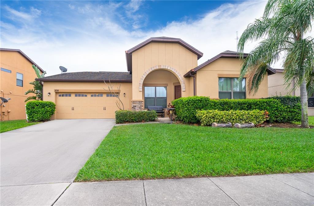 974 COSTA MESA LANE Property Photo - KISSIMMEE, FL real estate listing