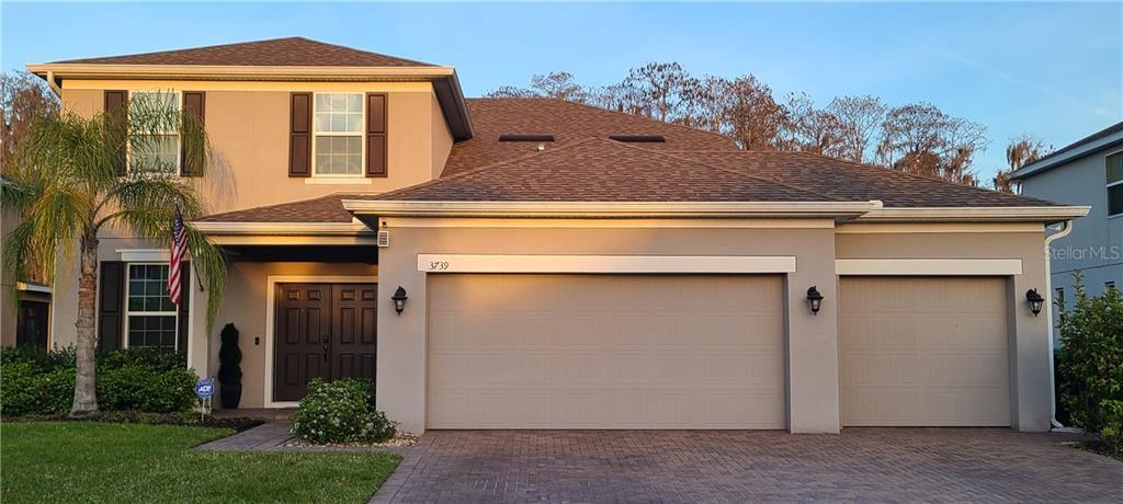 3739 ISLAND GREEN WAY Property Photo - ORLANDO, FL real estate listing