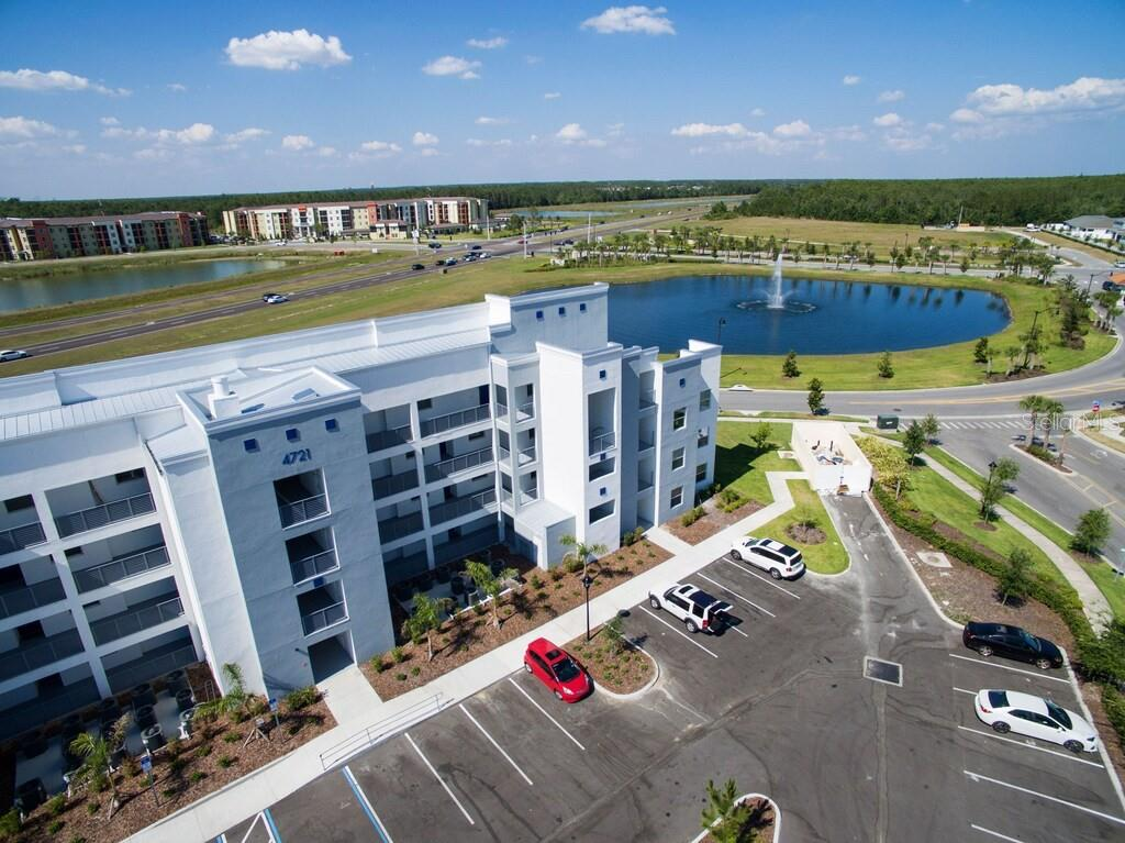 4721 CLOCK TOWER DRIVE #403 Property Photo - KISSIMMEE, FL real estate listing