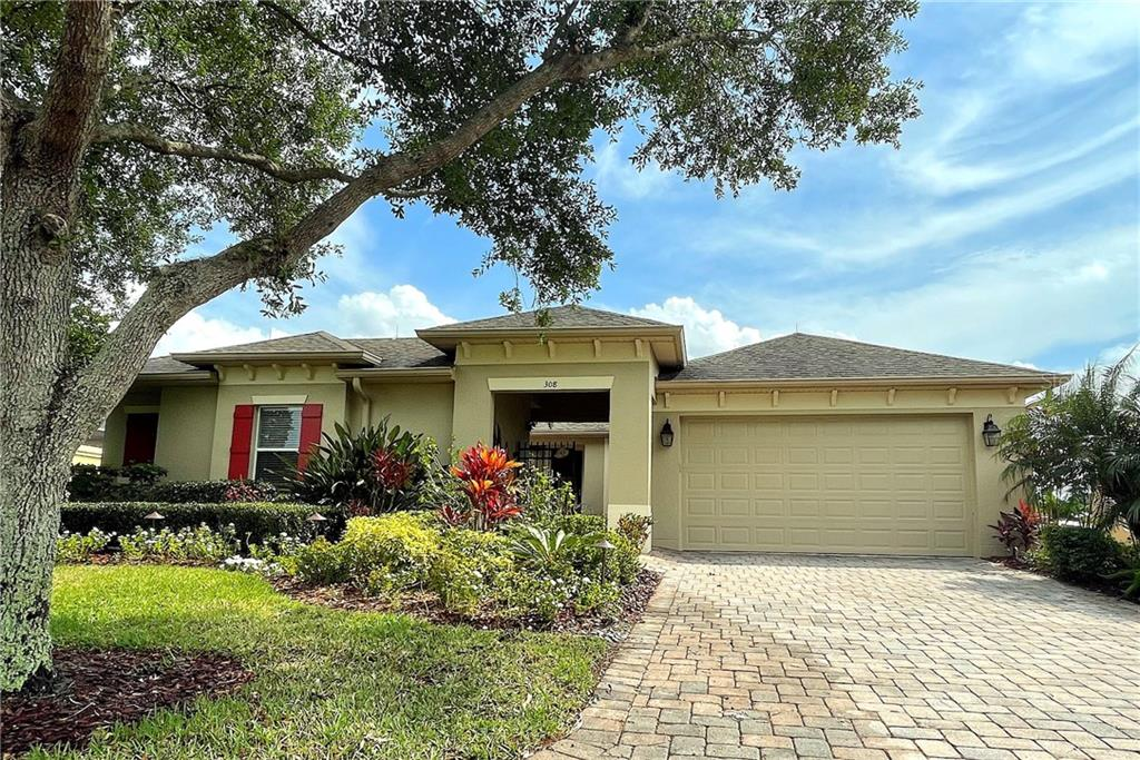 308 SORRENTO ROAD Property Photo - POINCIANA, FL real estate listing