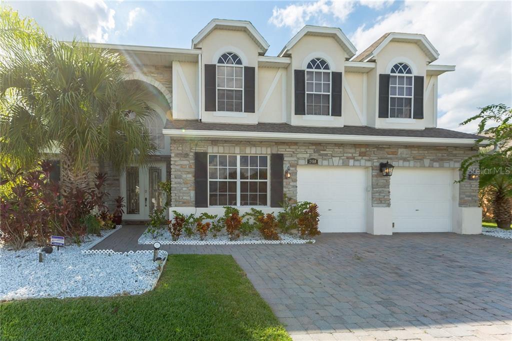 2460 THE OAKS BOULEVARD Property Photo - KISSIMMEE, FL real estate listing