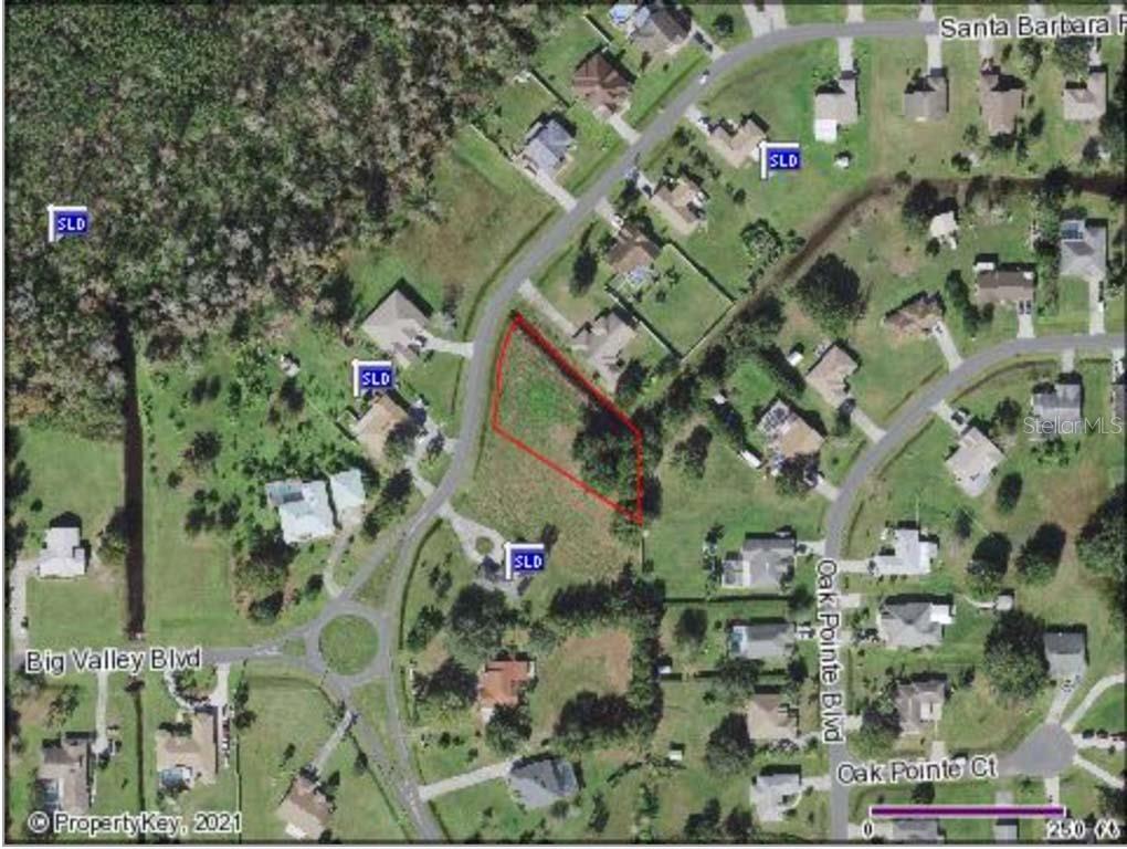 4050 Santa Barbara Road Property Photo
