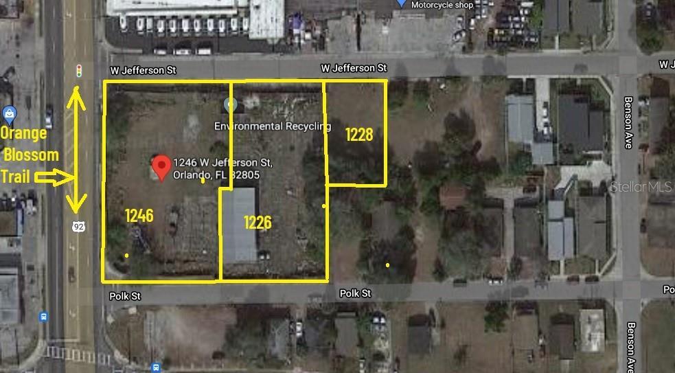 1246 W Jefferson Street Property Photo
