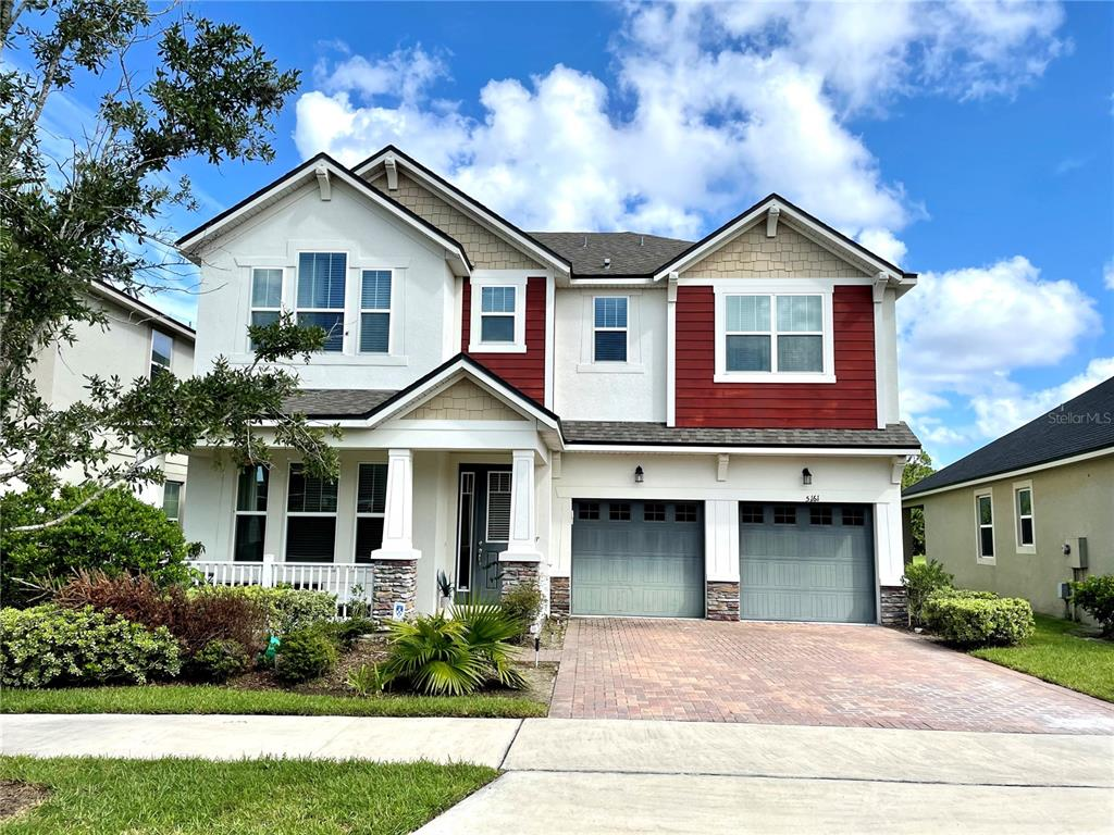 5161 Dove Tree Street Property Photo