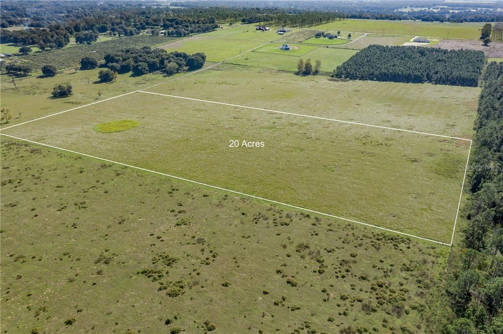 FRAZEE HILL LOT A Property Photo - DADE CITY, FL real estate listing