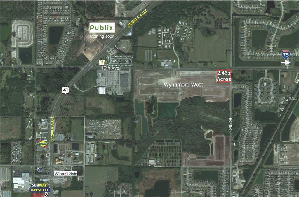 19TH AND 12TH NE ST Property Photo - RUSKIN, FL real estate listing