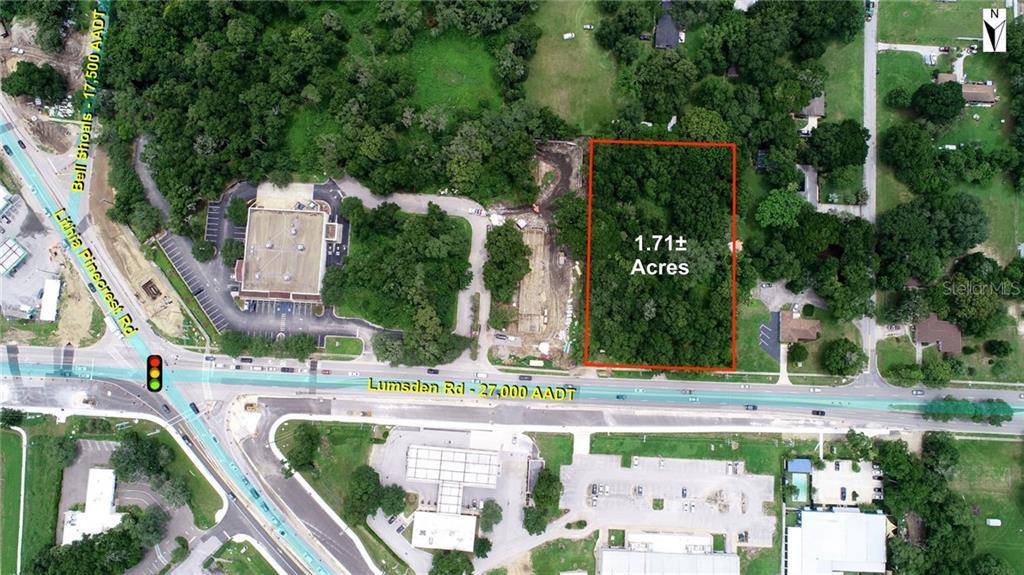 811 LUMSDEN ROAD Property Photo - BRANDON, FL real estate listing