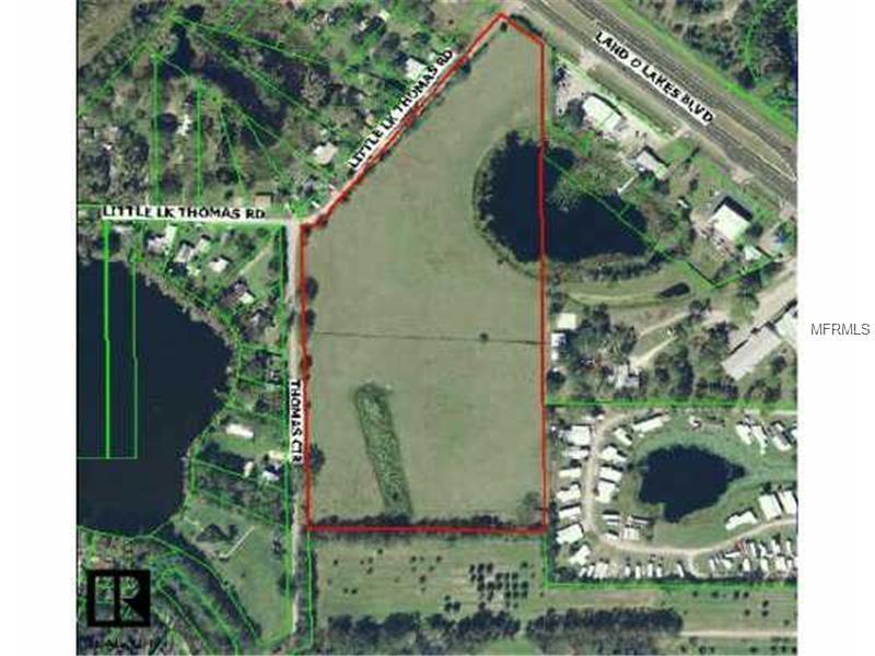 0 LAND O LAKES BOULEVARD Property Photo