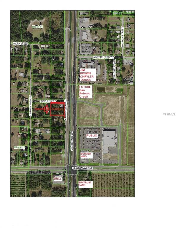 11921 FRONTAGE RD Property Photo - DADE CITY, FL real estate listing
