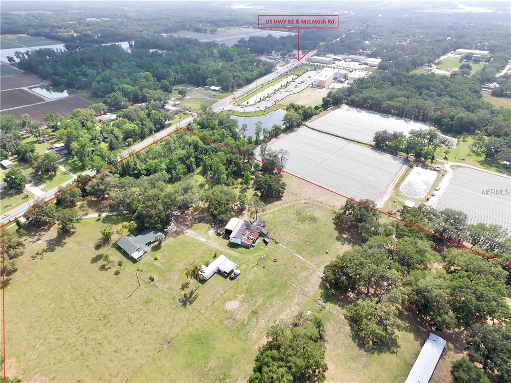 13030 E US HIGHWAY 92 Property Photo - DOVER, FL real estate listing