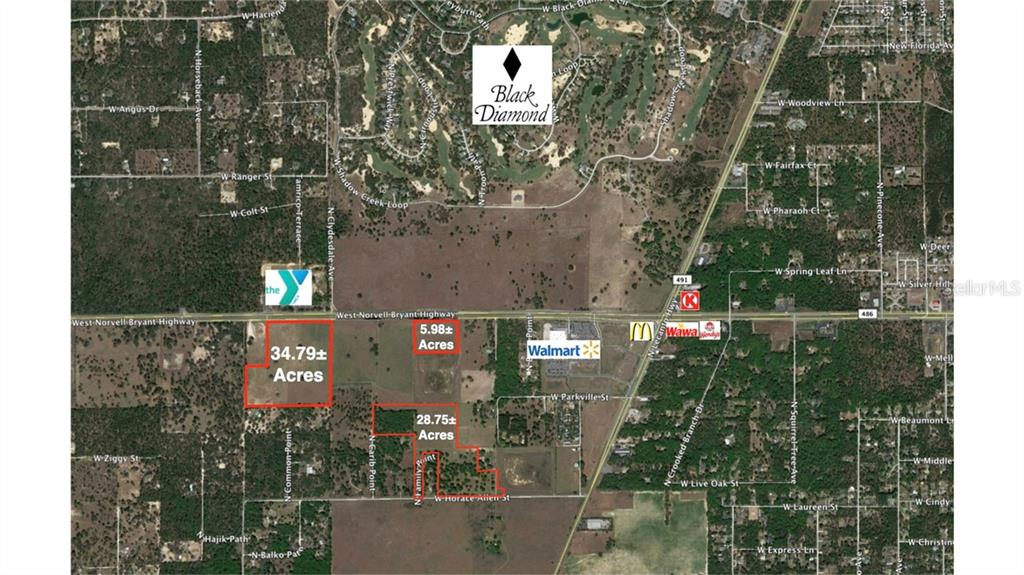 3768 W Norvell Bryant Highway Property Photo