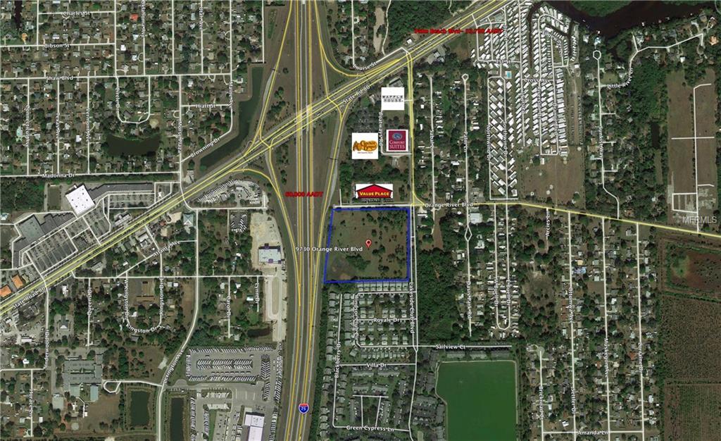 9730 ORANGE RIVER BOULEVARD Property Photo - FORT MYERS, FL real estate listing