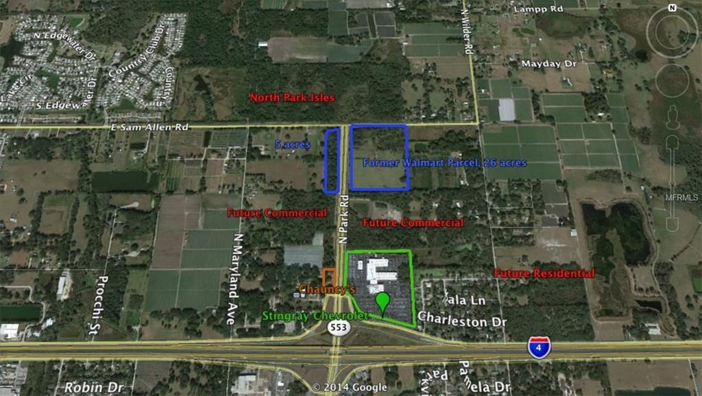 0 N PARK ROAD Property Photo - PLANT CITY, FL real estate listing