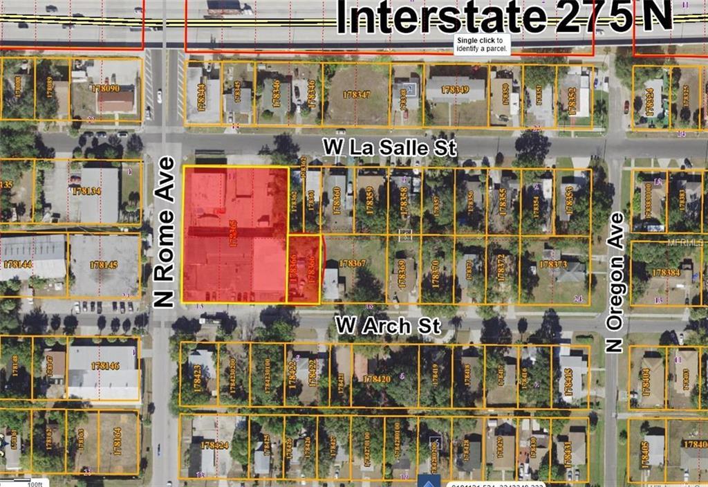 1301 N ROME AVENUE Property Photo - TAMPA, FL real estate listing