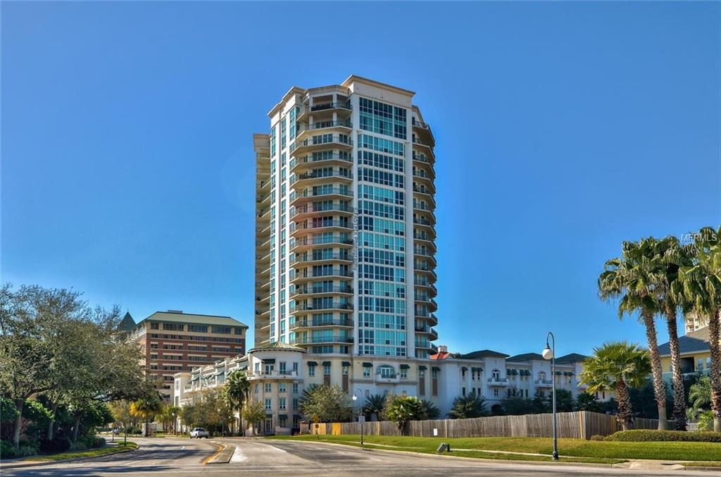 450 KNIGHTS RUN AVENUE #417 Property Photo - TAMPA, FL real estate listing