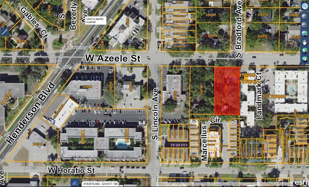 3216 W AZEELE ST Property Photo - TAMPA, FL real estate listing
