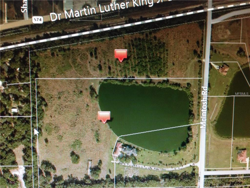 MCINTOSH ROAD Property Photo - DOVER, FL real estate listing