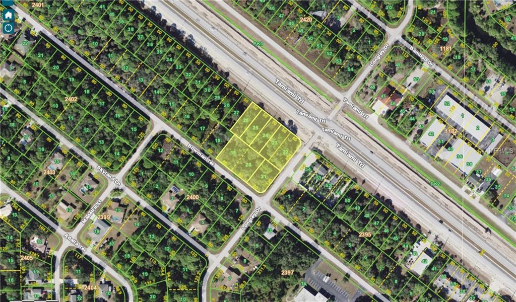 445 TAMIAMI TRL Property Photo - PORT CHARLOTTE, FL real estate listing