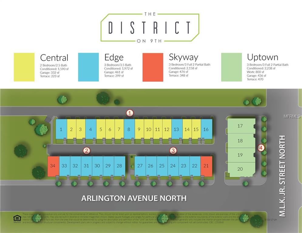 965 ARLINGTON AVENUE N #34 Property Photo - SAINT PETERSBURG, FL real estate listing