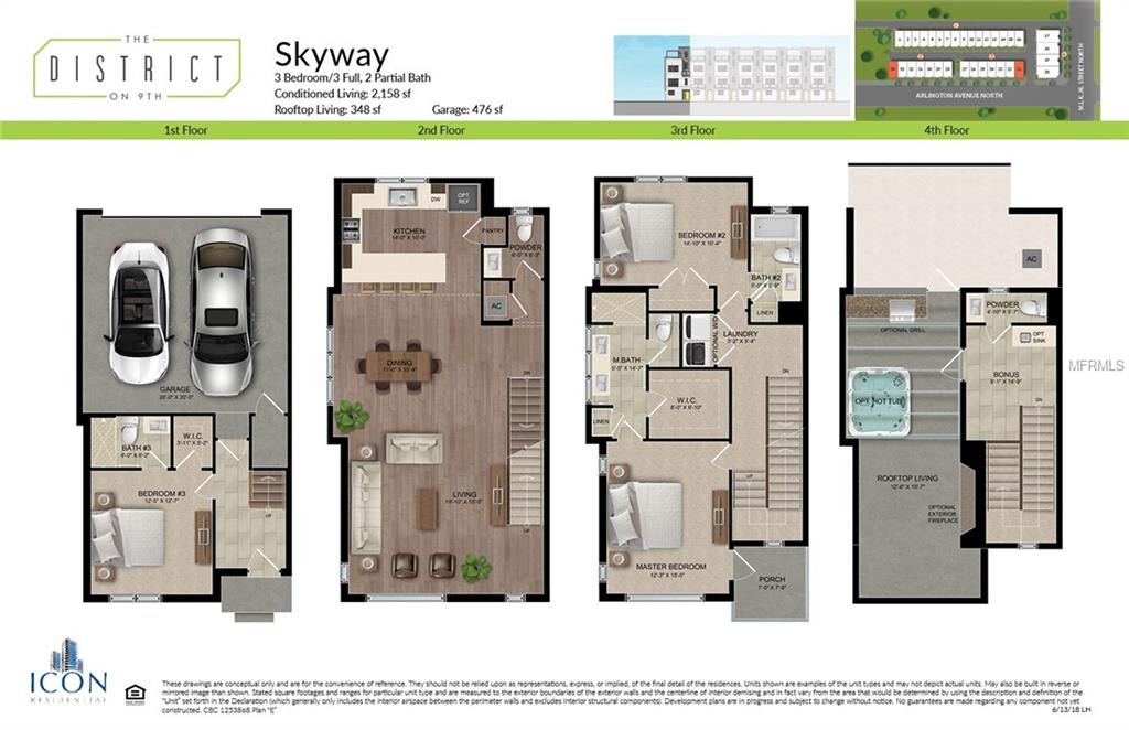 905 ARLINGTON AVENUE N #21 Property Photo - SAINT PETERSBURG, FL real estate listing