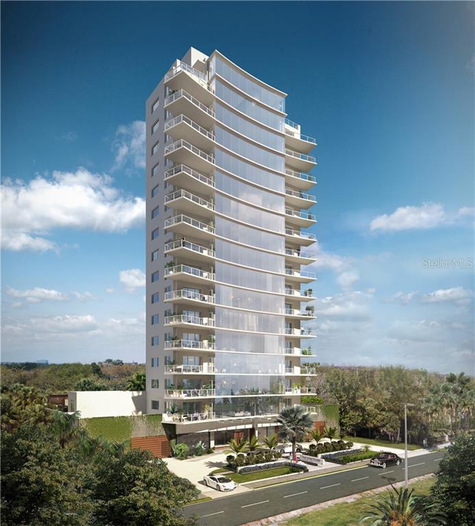 2619 BAYSHORE BLVD #1800 Property Photo - TAMPA, FL real estate listing