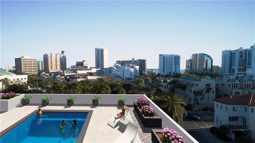 332 COCOANUT AVENUE #402 Property Photo - SARASOTA, FL real estate listing