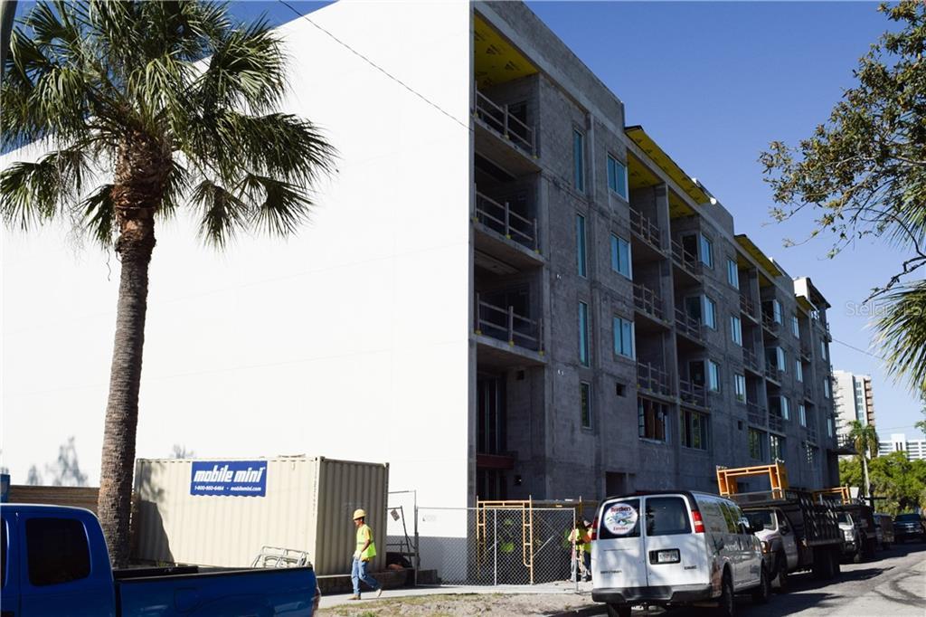 332 COCOANUT AVENUE #503 Property Photo - SARASOTA, FL real estate listing