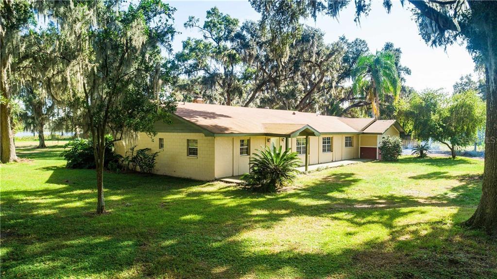 12861 CR 755 Property Photo - WEBSTER, FL real estate listing