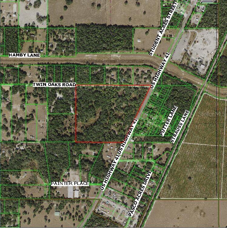 0 US HIGHWAY 41 Property Photo - SPRING HILL, FL real estate listing
