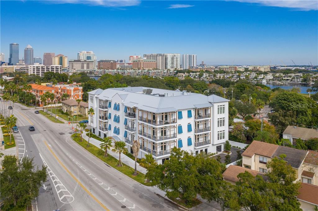 91 DAVIS BOULEVARD #401 Property Photo - TAMPA, FL real estate listing