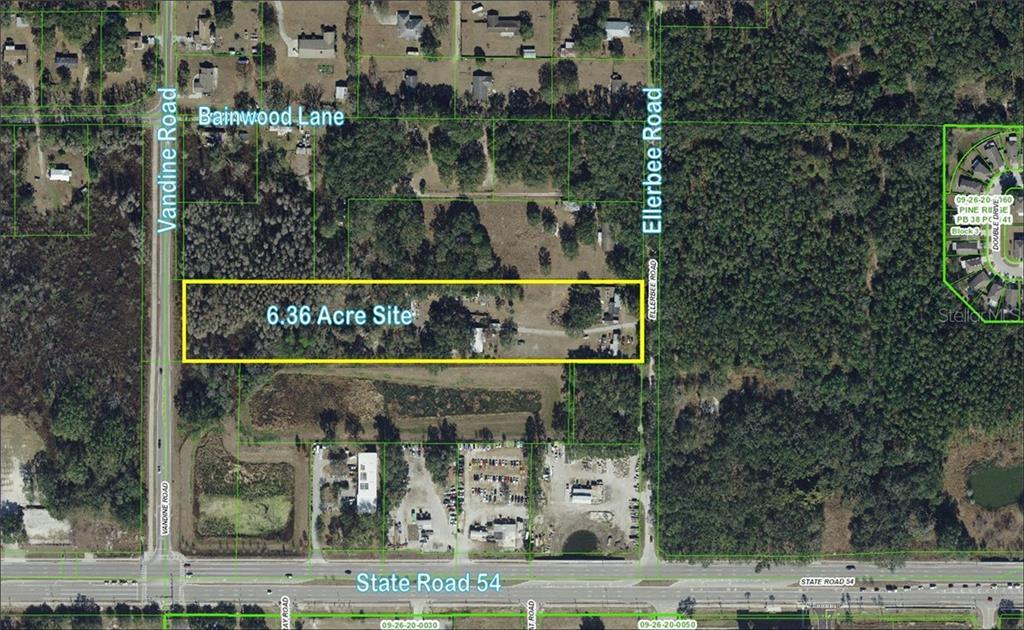 5847- 5853 Ellerbee Road Property Photo