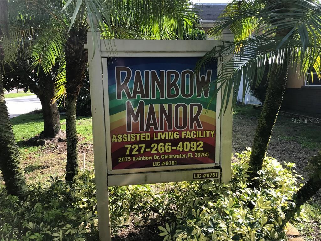 2075 RAINBOW DRIVE Property Photo
