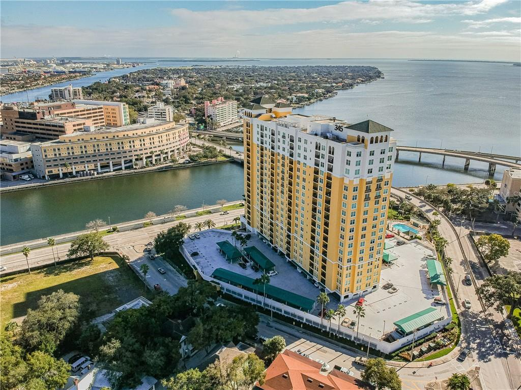 345 BAYSHORE BLVD #310 Property Photo - TAMPA, FL real estate listing
