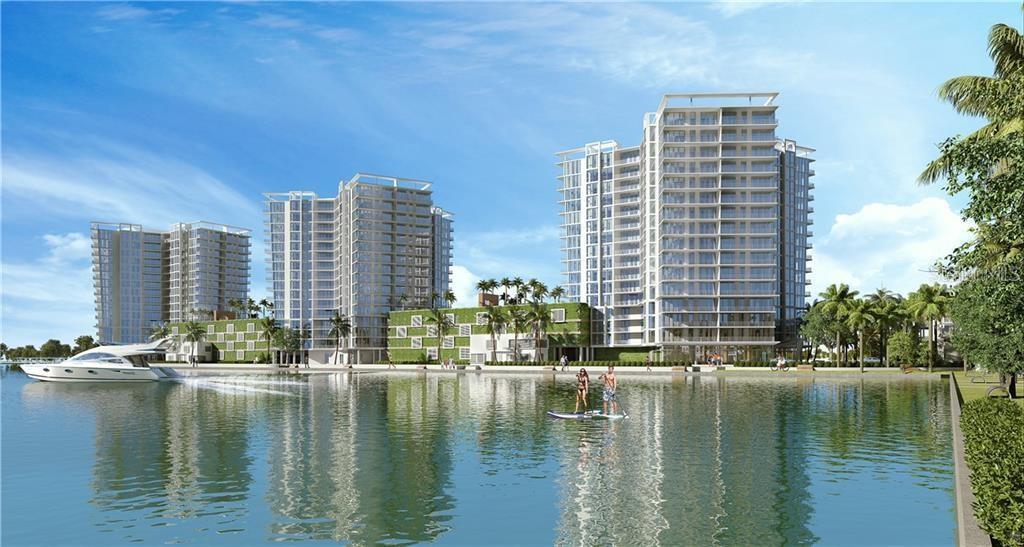 4900 BRIDGE ST #1705 Property Photo - TAMPA, FL real estate listing