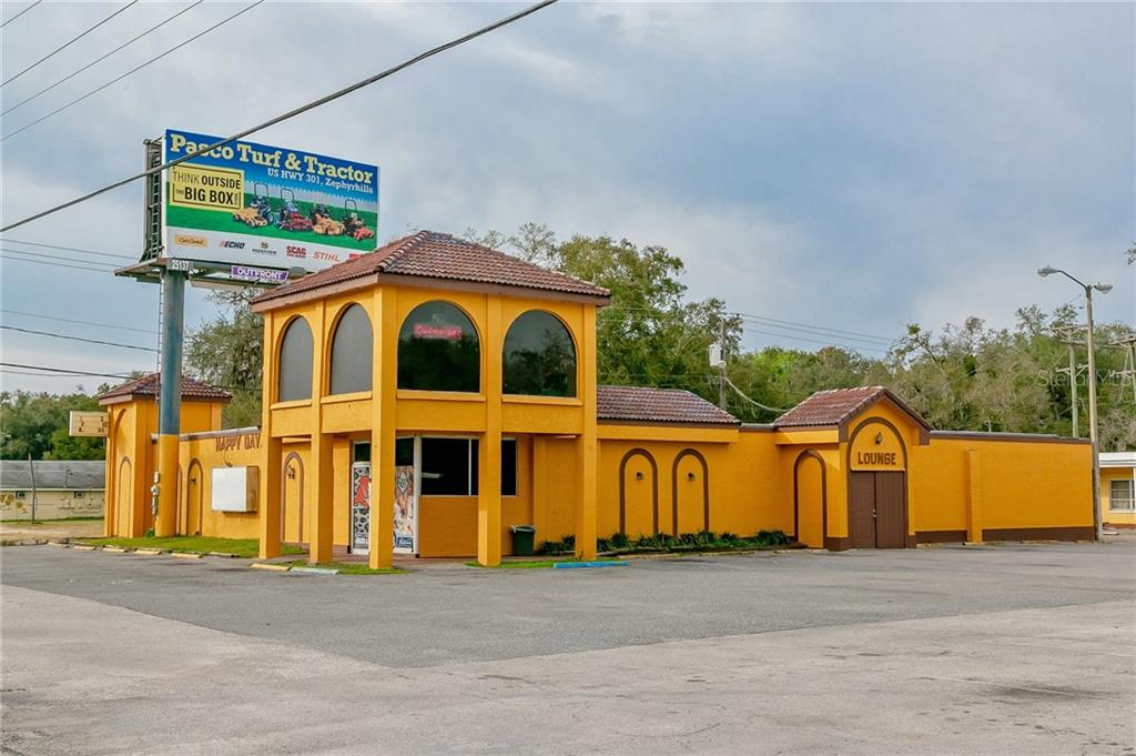 12401 US HIGHWAY 301 Property Photo - DADE CITY, FL real estate listing