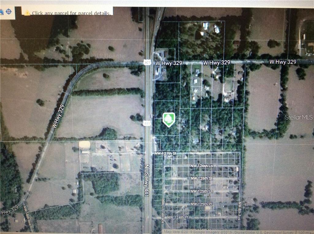 US 301/441 NORTH Property Photo - OCALA, FL real estate listing