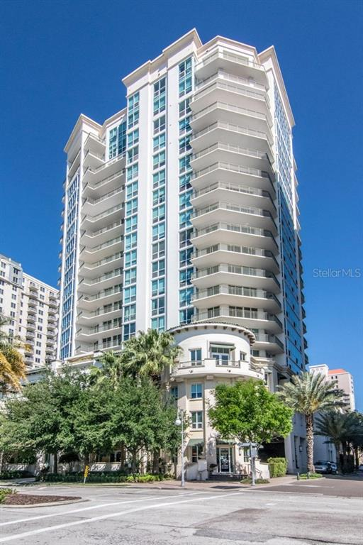 450 KNIGHTS RUN AVENUE #804 Property Photo - TAMPA, FL real estate listing