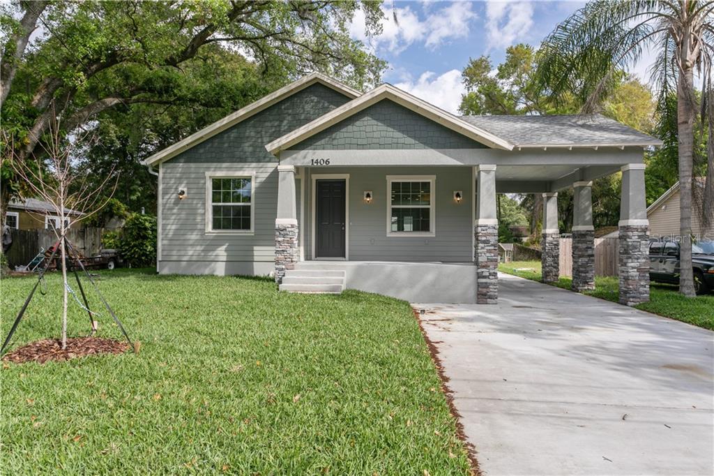 1406 E JEAN STREET Property Photo - TAMPA, FL real estate listing