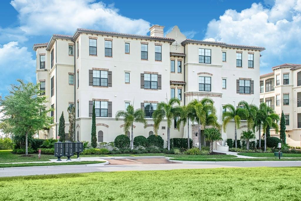 5719 YEATS MANOR DRIVE #202 Property Photo - TAMPA, FL real estate listing