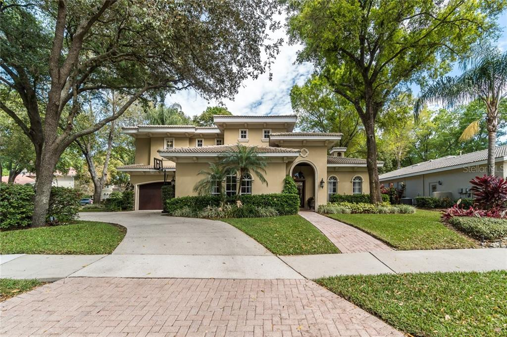 1920 FLORESTA VIEW DRIVE Property Photo - TAMPA, FL real estate listing