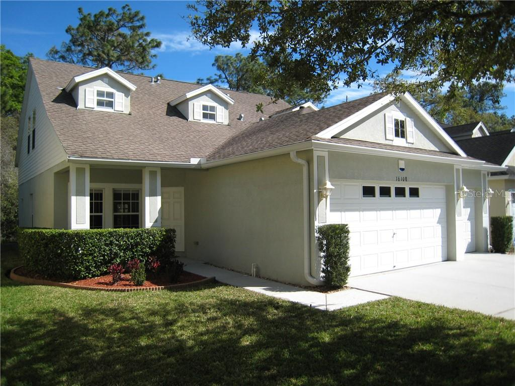 16108 STAGS LEAP DRIVE Property Photo - LUTZ, FL real estate listing