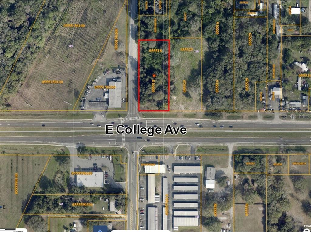 0000 COLLEGE AVE - N.E. CNR. E COLLEGE AVE & 504 21ST STREET SE Property Photo - RUSKIN, FL real estate listing