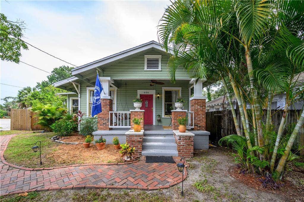 606 E LOUISIANA AVE Property Photo - TAMPA, FL real estate listing