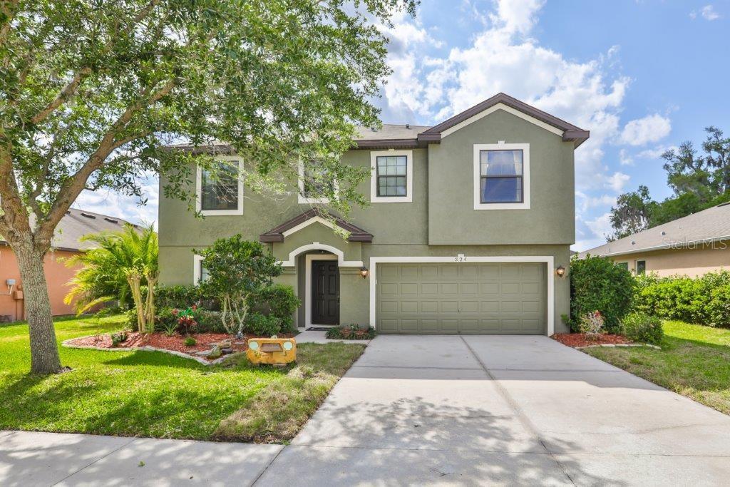 324 OAK LANDING DRIVE Property Photo - MULBERRY, FL real estate listing